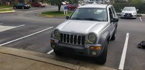 2002 Jeep Liberty for Sale in Fort Washington, MD