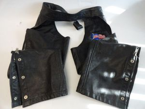 Leather Riding Chaps - Size 36 for Sale in Baton Rouge, LA