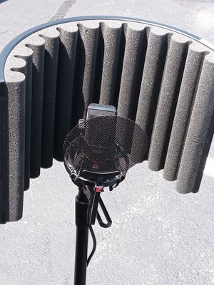 Microphone, & Guitar, for Sale in Fort Washington, MD