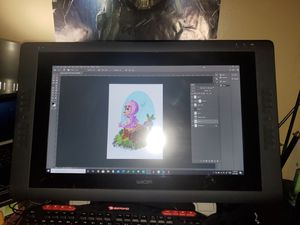 Wacom cintiq 22hd perfect condition for Sale in Orange, CA