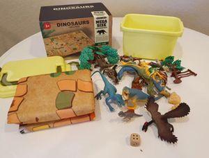 Dinosaur toys for kids for Sale in Pasadena, CA