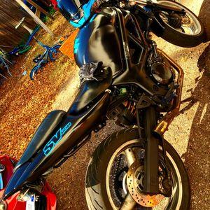 2002 suzuki sv650s for Sale in El Dorado, KS