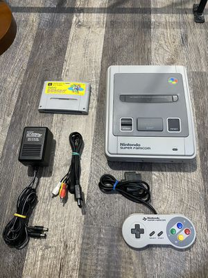 Nintendo Super Famicom with 1 Controller for Sale in Stamford, CT