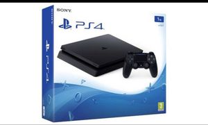 PS4 1TB (like new) for Sale in Versailles, KY