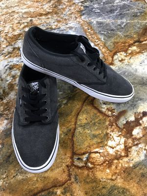 Atwood Men's Grey Vans for Sale in Balch Springs, TX