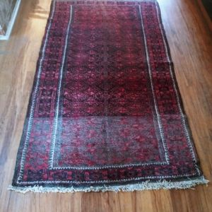 Afghan Baluch tribal handwoven carpet for Sale in SeaTac, WA