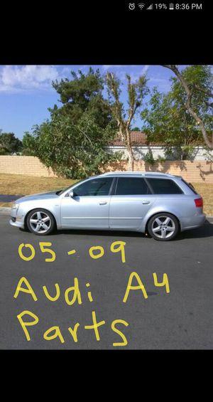 2006 audi a4 quattro wagon for parts for Sale in Pomona, CA