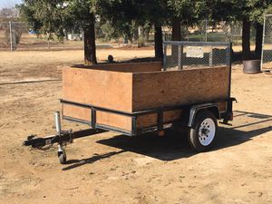 Utility trailer- 4x6 for Sale in Reedley, CA