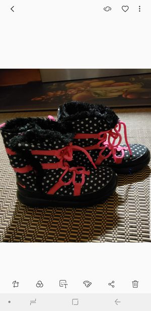 Nike Girls boots size 13 for Sale in Mount Vernon, WA