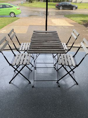 IKEA outdoor patio furniture for sale 😍😍 for Sale in Houston, TX