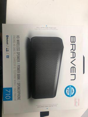 Braven 710 speaker for Sale in Quincy, IL