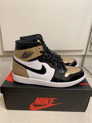 Nike Air Jordan 1 Gold Toe for Sale in Fullerton, CA