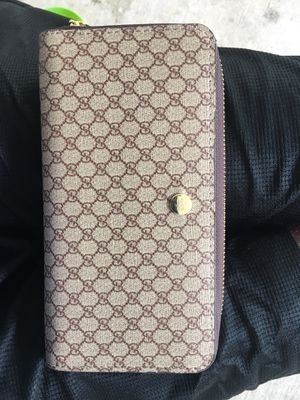 Gucci Ladies Wallet Purse for Sale in Tampa, FL