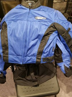 Firstgear Mesh Jacket Womans Medium With Liner for Sale in Sammamish,  WA