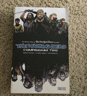 Walking Dead Comic Book Compendium 2 for Sale in San Diego, CA