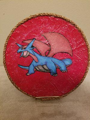 Decorative pokemon like plate for Sale in Wichita, KS