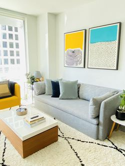 "West Elm Sofa 84"" for Sale in Miami,  FL"