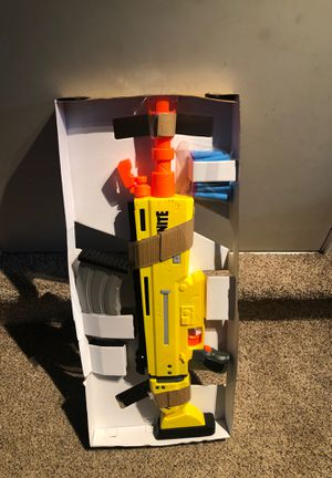 Nerf fortnite scar new never used for Sale in Vacaville, CA
