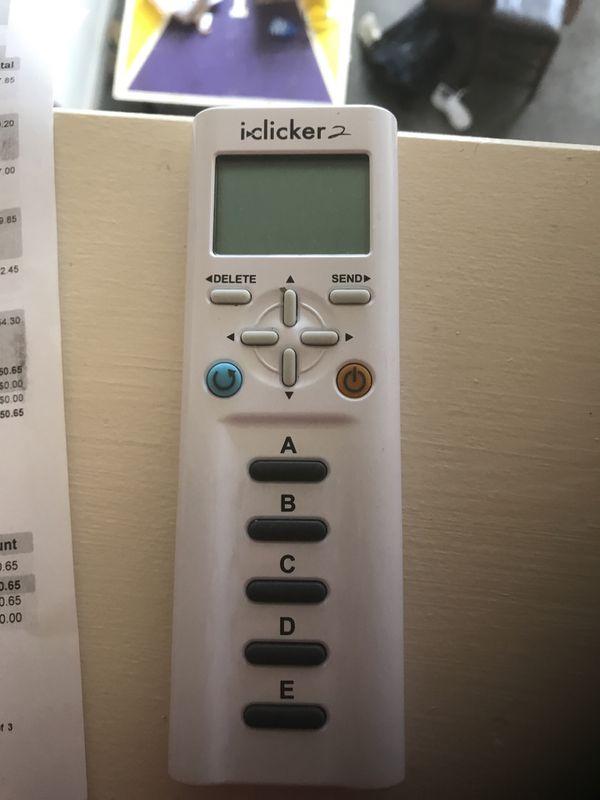 iClicker 2 (Newer Model)