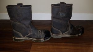 Doc marten safety work chore boots size 12 hunting fishing farming for Sale in Kent, OH