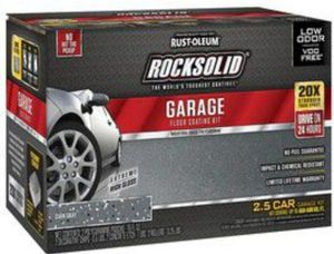 Rust-Oleum rock-solid garage 2.5 cars for Sale in Stockton, CA