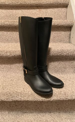 Rain boots (size 8) for Sale in Hamilton Township, NJ