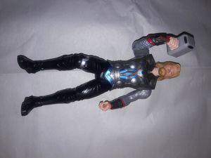 "Talking Marvel Comics Thor Doll 10"" for Sale in Orange Park, FL"