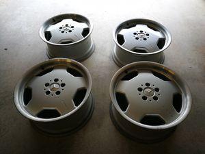 "Mercedes Benz AMG Monoblock OEM 18"" wheels for Sale in Chantilly, VA"
