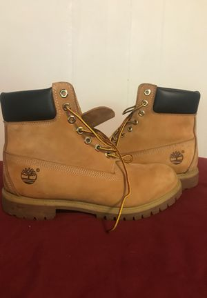 Timberland Boot: Men's size 9 Wide (comes with boot protector spray) for Sale in Aspen Hill, MD