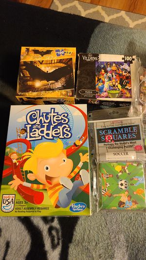 11 Games and Puzzles for Sale in Niceville, FL