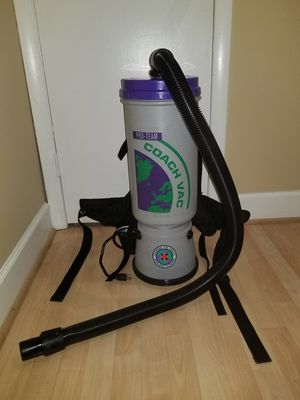 Vacuum backpack for Sale in Silver Spring, MD