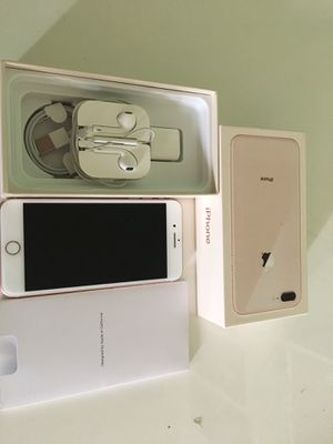 Factory unlocked iPhone 8 Plus 64gb for Sale in University Place, WA