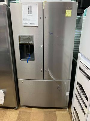 Brand new Whirlpool French doors refrigerator for Sale in Halethorpe, MD