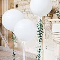 """36"""" oversized white balloons wedding for Sale in Portland, OR"""