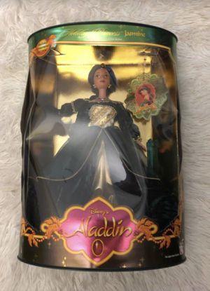 Vintage Disney Holiday Princess Jasmine for Sale in Laveen Village, AZ
