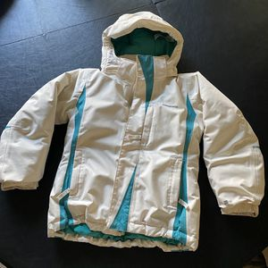 Patagonia H2nO REI Girl's Winter Hooded Zip Up Jacket for Sale in Tacoma, WA