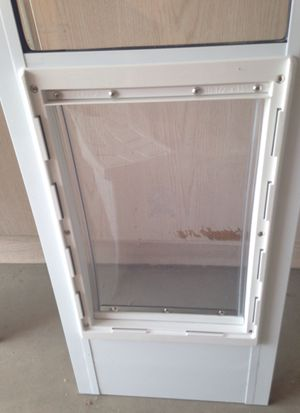 Dog Door New and tall for Sale in Gilbert, AZ