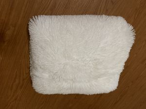 Reversible faux fur accent throw blanket for Sale in Fremont, CA