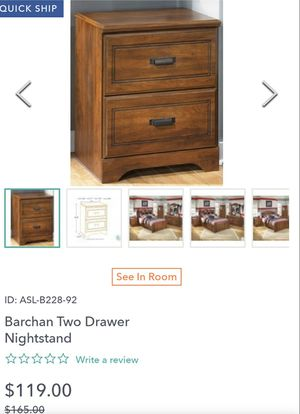 Ashley Dresser nightstand for Sale in Arnold, MO