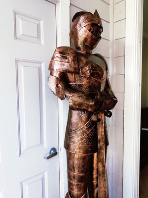Vintage 7 feet tall Knight for Sale in Castro Valley, CA