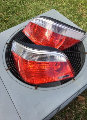 2005 BMW e60 5 series tail lights for Sale in Miramar, FL