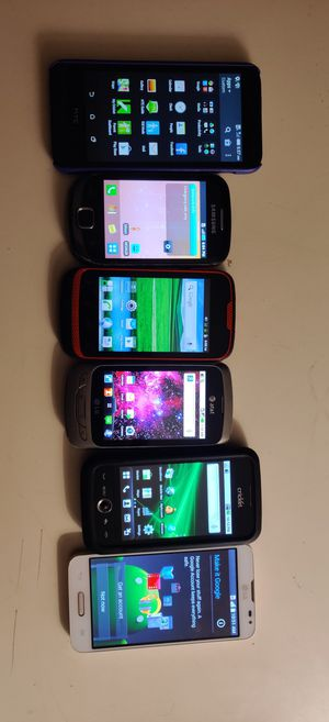 Phones all for $80 for Sale in Houston, TX