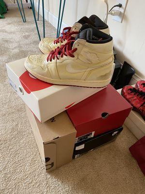 Air Jordan 1 Nigel size 10.5 for Sale in Arlington, VA