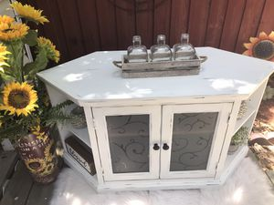 Farmhouse tv console/entry table for Sale in Brandon, FL