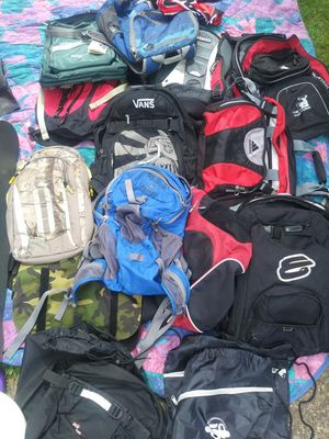 Various backpacks for Sale in Gresham, OR