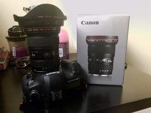 Lens Canon EF 16-35mm f/2.8L ii usm for Sale in San Francisco, CA