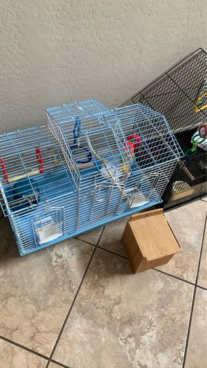 Selling 2 birdcages for Sale in Phoenix, AZ