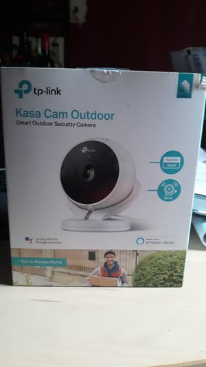 Kasa outdoor security camera for Sale in Denver, CO