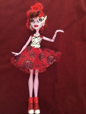 Monster high doll operetta for Sale in Ontario, CA