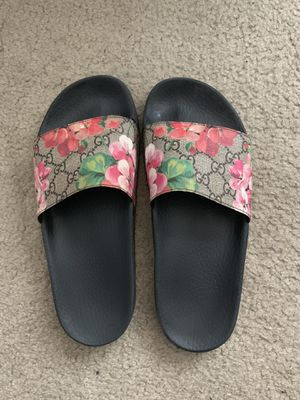 Authentic Gucci Slides -Women's for Sale in Fullerton, CA